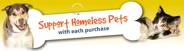 Support Homeless Pets