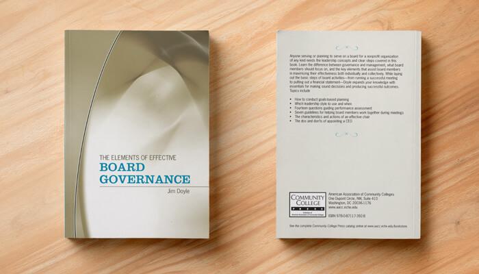 association book cover design