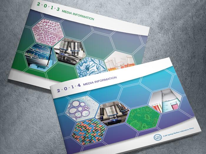 media kit cover designs