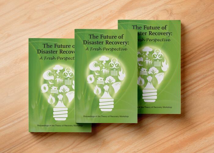 nonprofit book cover design