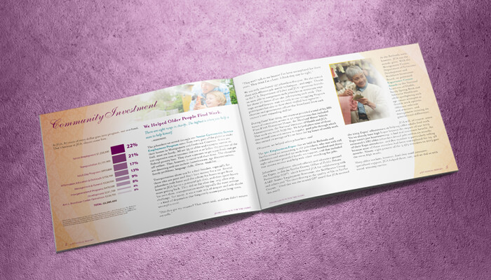 nonprofit publication design cost