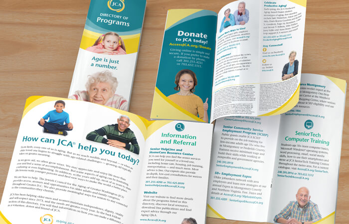 programs brochure