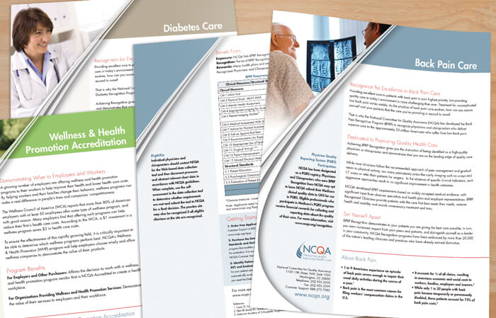 healthcare flyer design