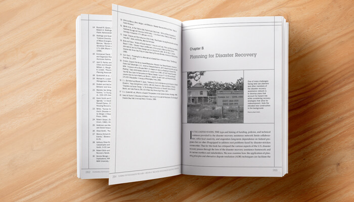 nonprofit book layout