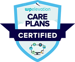 WP Elevation [Website] Care Plans Certified